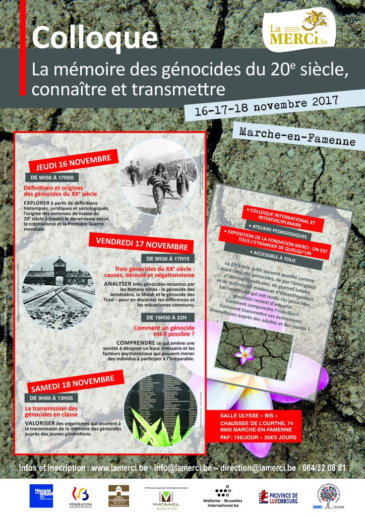 171140 - Fondation Merci - affiche A3